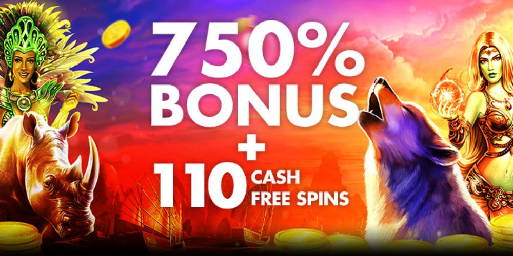 Winnerama Casino Welcome Bonus
