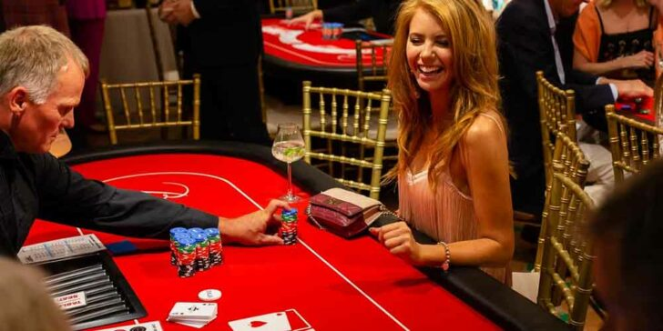Best sites to play Live Baccarat