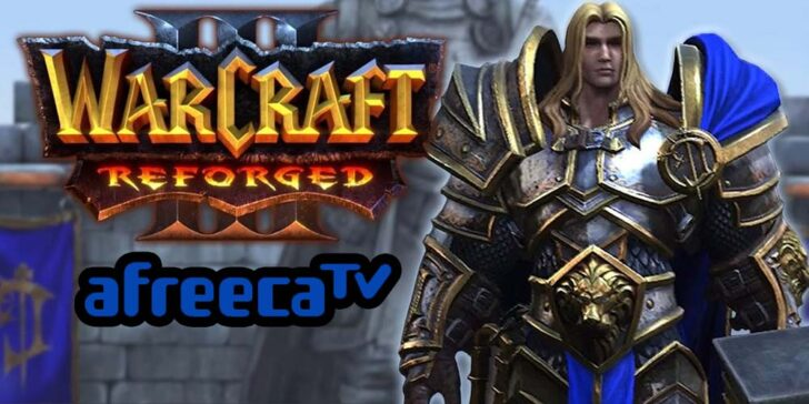 Bet on the Warcraft III AfreecaTV Leauge