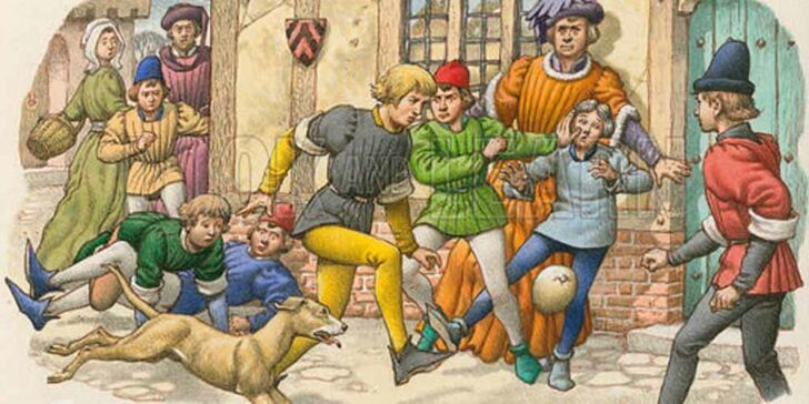 Gambling In The Middle Ages