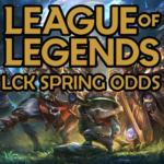 Gen.G and T1 lead the LCK Spring 2020 Odds Head by Head