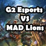 The Mad Lions vs G2 Esports Odds Indicate that the Lions Will Be Mad