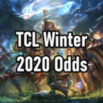 TCL Winter 2020 Odds Picture the Victory of the 1907 Fenerbahçe
