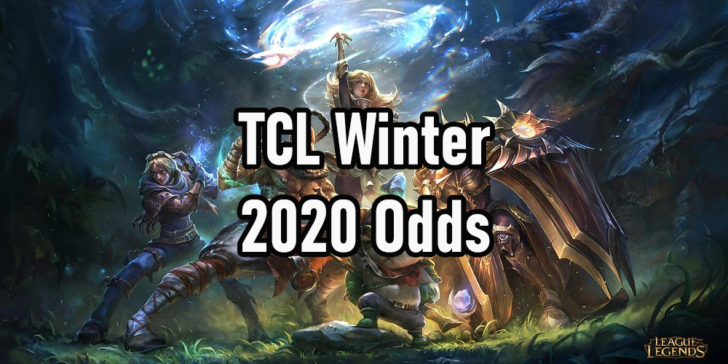 TCL Winter 2020 Odds