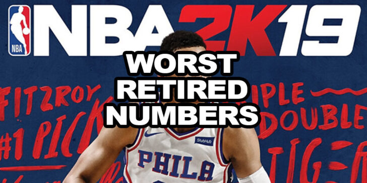 Worst Retired Numbers in the History of US Leagues