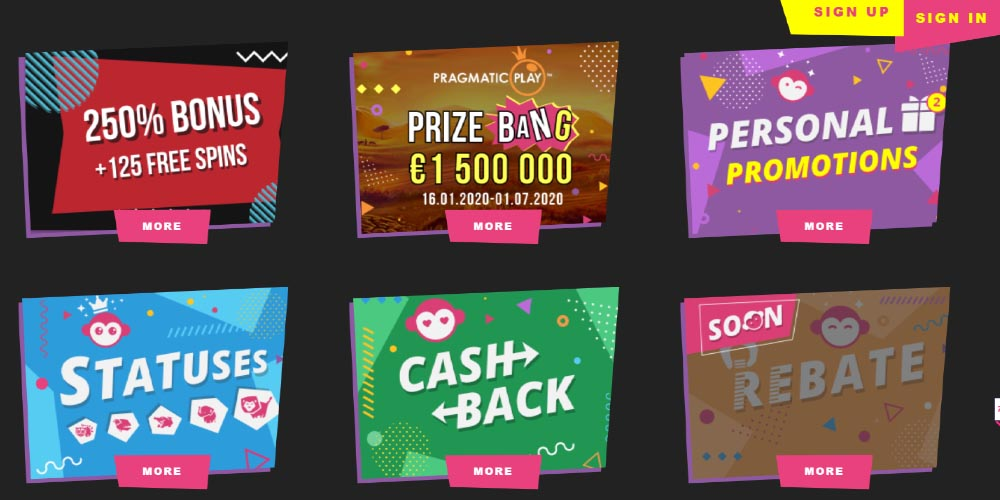 The latest review about Booi Casino Promotions