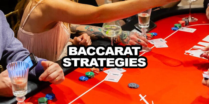 strategies for winning at baccarat