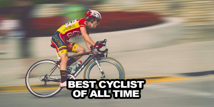 best cyclists of all time