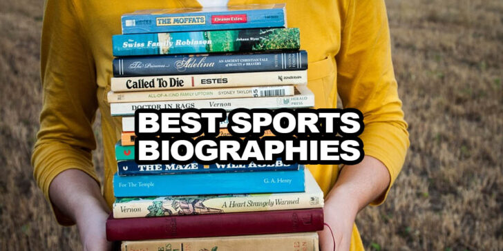best sports biographies of all time