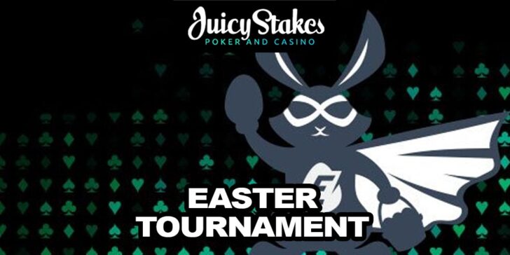 JuicyStakes online Easter tourmanent