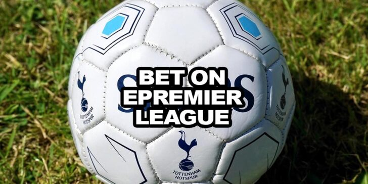 bet on ePremier League Invitation games