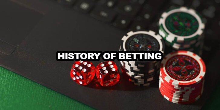History Of Online Sports Betting