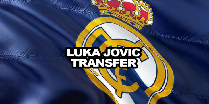 Luka Jovic Transfer Odds Suggest Three PL Clubs to Compete for His Services