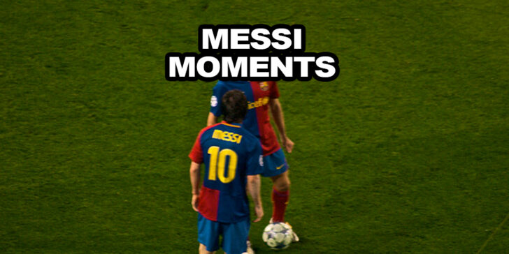 greatest messi moments in barca