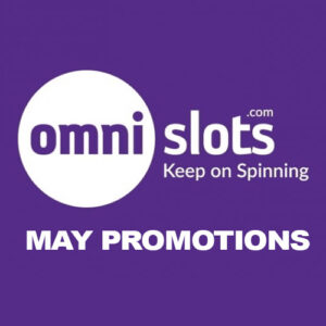 omni slots may promotions