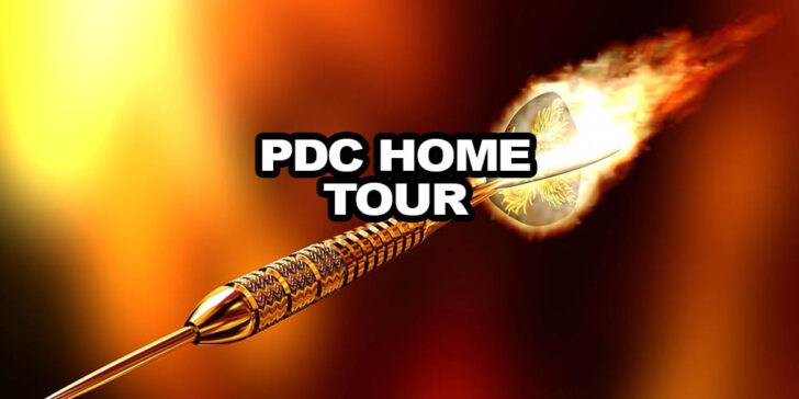 Bet on the PDC Home Tour