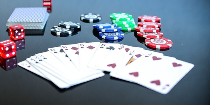 card suits in poker