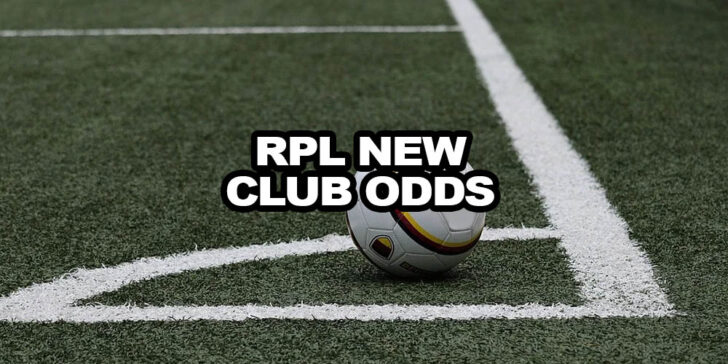 RPL new club odds