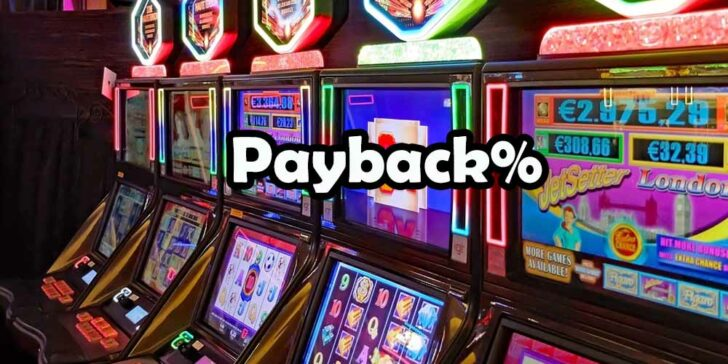 slot machine payback