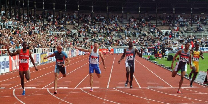 best sprinters of all time