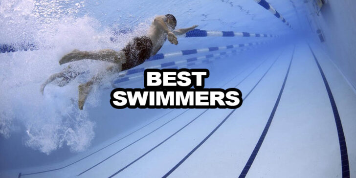 best swimmers of all time
