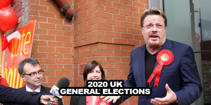 Bet on 2022 UK General Election - Who will Rule?