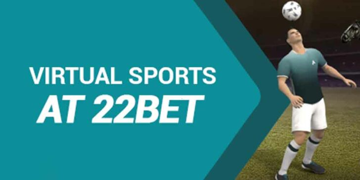 virtual football betting promo