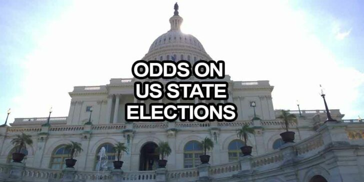 Odds On US State Elections