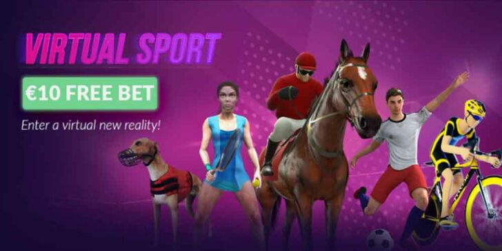 Virtual Sports Free Bet Offers