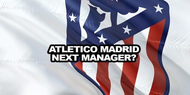 next Atletico Madrid manager odds