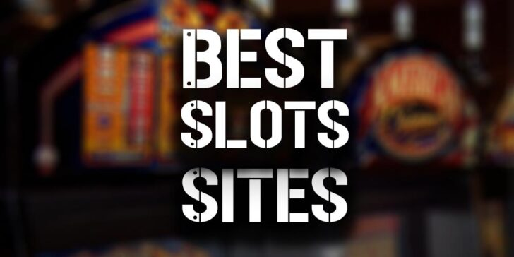 Check out the best slots sites in 2020