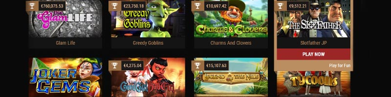 King Billy Casino is obviously one of the Best Slots Sites in the world
