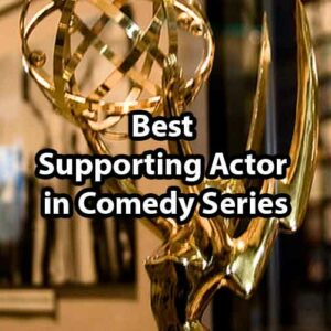 best supporting actor in Comedy series