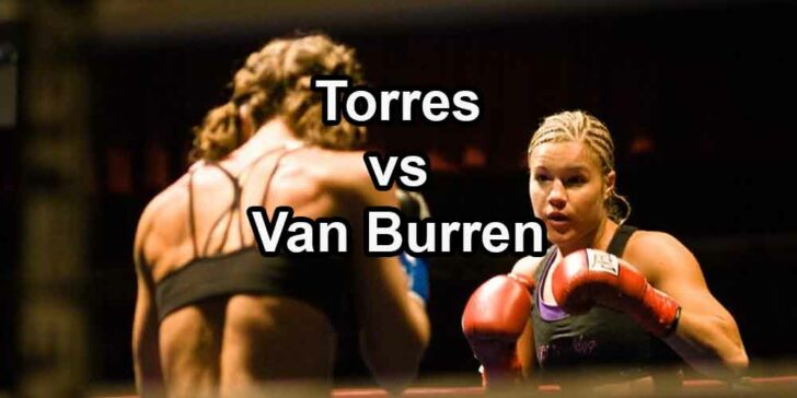 bets on Torres vs Van Burren