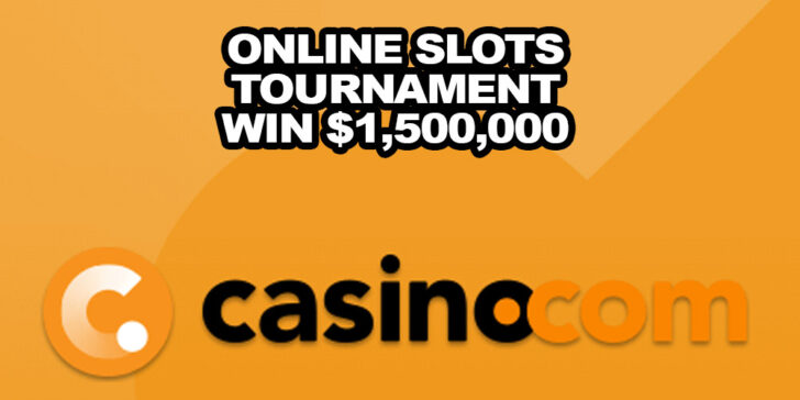 Online Slot Tournament This Week