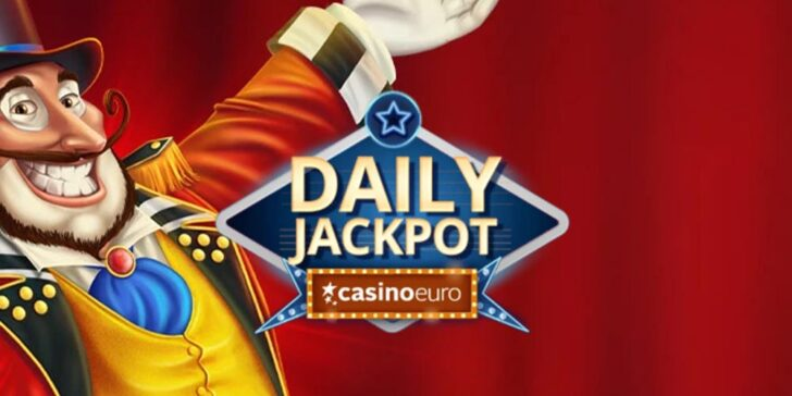 Different Prizes Every Day at Casino Euro: Get €20 Bonus Today