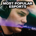 The Most Popular Esport Games to Bet On