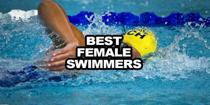 best female swimmers of all time