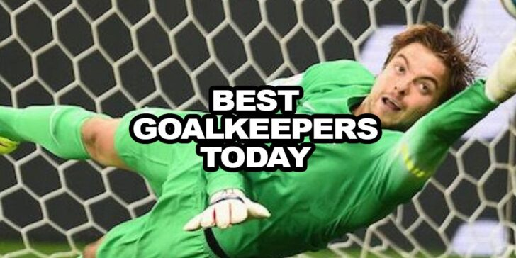 best goalkeepers today