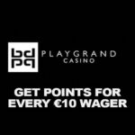 Loyalty Points Promo: Get Points for Every €10 Wager
