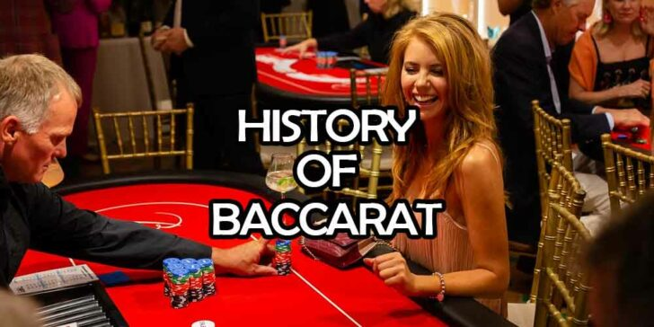 history and evolution of Baccarat