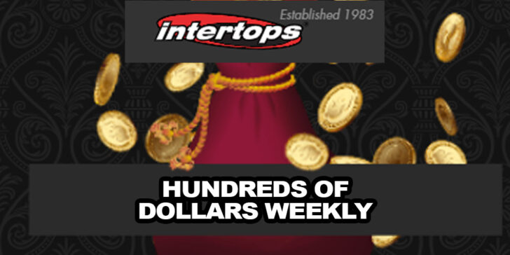 Win Hundreds of Dollars Weekly