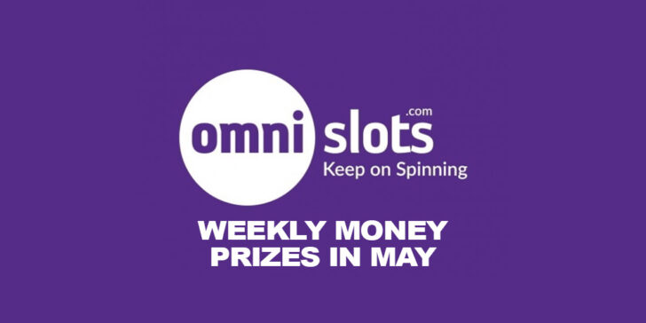 Weekly Money Prizes in May