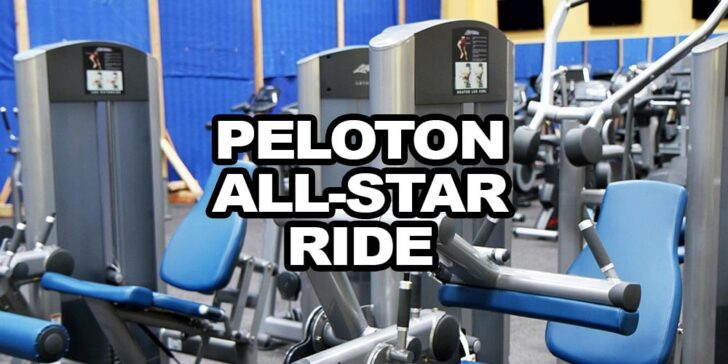 Peloton All-star ride odds