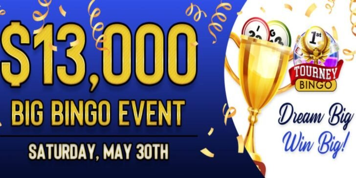 Join BingoFest and win the bingo jackpot in May 2020!