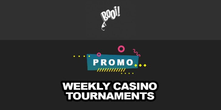 Weekly Casino Tournaments this May