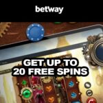 Betway Casino Free Spins: Play and Get up to 20 Spins