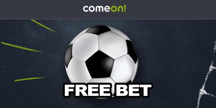 win ComeOn! free bets