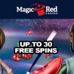 Weekly Starburst Free Spins: Get up to 30 Spins at MagicRed Casino