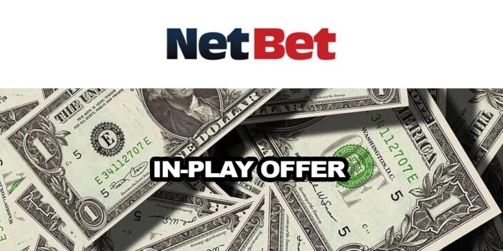 In-Play Betting Offer Just for You With Netbet Sportsbook